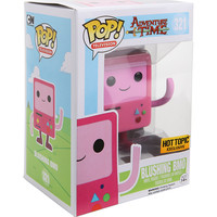 Funko Adventure Time Pop! Television Blushing BMO Vinyl Figure Hot Topic Exclusive