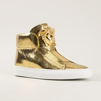 Versace Medusa Hi-Top Trainer