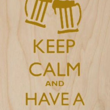 Shop Keep Calm Wall Art on Wanelo
