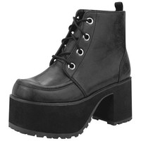 Distressed Ankle Nosebleed Boot