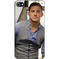 Channing Tatum 3 - iPhone 4 / 4S Case