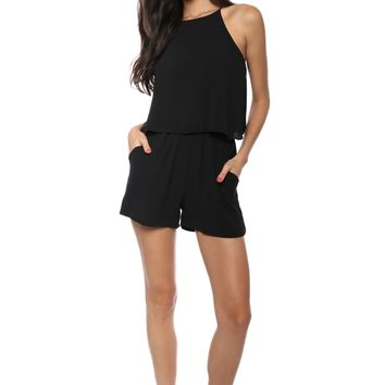 Gab & Kate Sooner or Later Romper