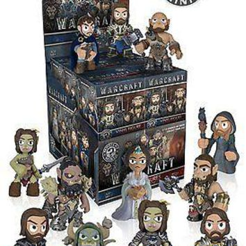 Funko Mystery Minis: Warcraft Movie Blind Box 1-Pack