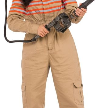 Ghostbusters Women Plus costume for Halloween