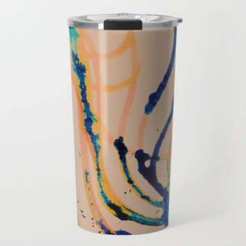 Creature Travel Mug by duckyb