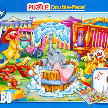 Puzzle - Double face - Dumbo 382_C
