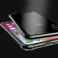 Ultra Thin Soft transparent TPU Case For iPhone X 8 8 Plus 7 Case Cover