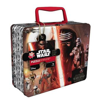 ONETOW Star Wars: Episode VII The Force Awakens Lunch Box Puzzle by Cardinal