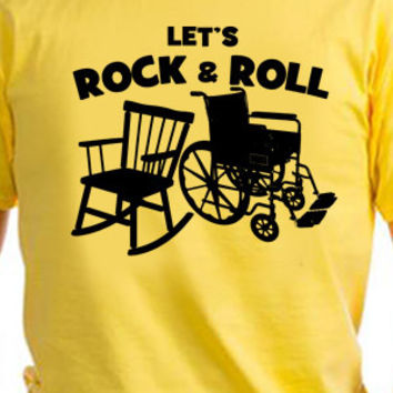 Let's Rock And Roll T-Shirt