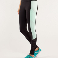 run: get up and glow tight | women's pants | lululemon athletica