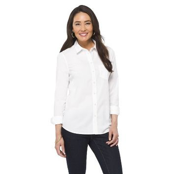 Women's Button Down Top