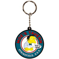 Simpsons - Moes Taverns 3D Keychain