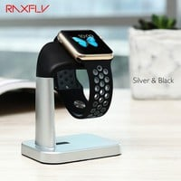 RAXFLY Charger Holder For Apple iWatch Smart Watch Mini Docking Station Portable Charging Holder Stand For iWatch Bracket Mount