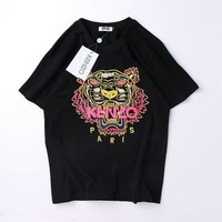 Kenzo Men Fashion Casual Sports Shirt Top Tee-18