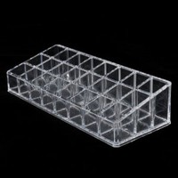 HomeFlav Acrylic Lipstick Holder