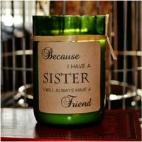 Soy Sister Candle
