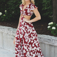 Offbeat Darling Maxi Dress