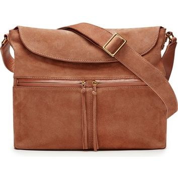 Elizabeth and James Suede Crossbody Bag | Nordstrom