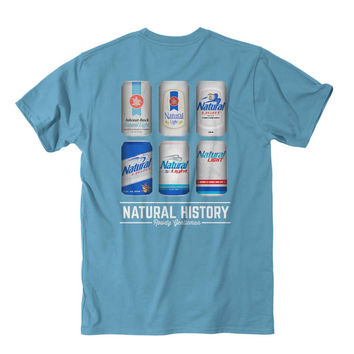 Rowdy Gentleman Natural History Short Sleeve Tee