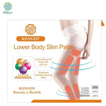 Lower Body Slimming Patch 30 Pieces