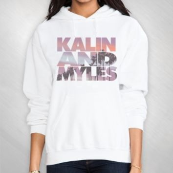 Kalin and Myles - Sunset hoodie PRE-SALE [KAMA3004]: Now Just $40.00