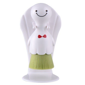 Skin Care Japanese Cute Doll Model Soft Facial Brush Deep Pore Cleansing Brush Face Washing Product Pore Cleanser Tools