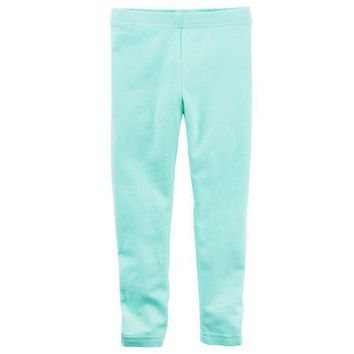 American Apparel Leggings in Mint
