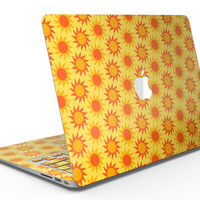 Tropical Twist v4 - MacBook Air Skin Kit