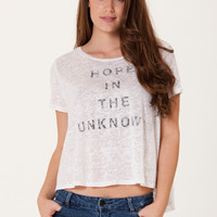Hope in the Unknown Graphic Tee