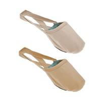 So Danca BA-41 Canvas Half Sole Ballet Shoes - Dancing in the Street