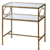 High Pointe Furnishings, Gaillard Side Table