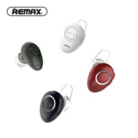 REMAX Mini Bluetooth V4.2 Earphone T122 HD Mic Wireless in-ear Clear Sound Earbud Portable Business Earphone for mobile phone