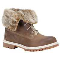 Women's Timberland® Faux Fur Fold-Down Boot