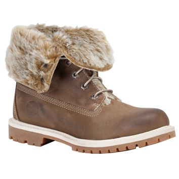 Timberland - Women's Timberland® Faux Fur Fold-Down Boot
