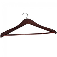 Durable Wood Clothes Coat Hanger - Default