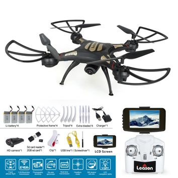 The Price of This Product is Too Low- RC Remote Control Drone with Camera HD 720P WIFI 4CH 6 Axis Gyro Quadcopter with LED Light