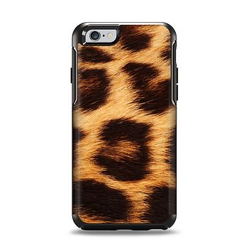 The Real Cheetah Print Apple iPhone 6 Otterbox Symmetry Case Skin Set