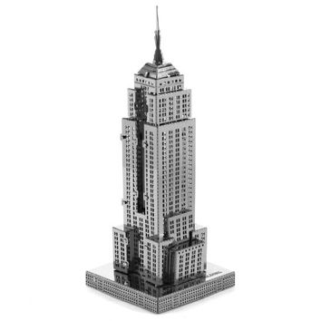 Empire State Building D Puzzle Directions