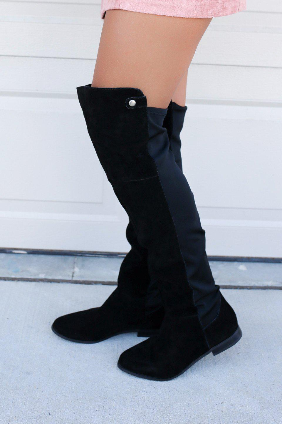 588fa11f15a CHINESE LAUNDRY Robin Knee High Boots from Amazing Lace