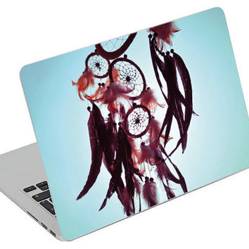 Stickers Macbook Decal Skin Macbook Air Skin Pro Skins Retina Cover Dreamcather SWAG Hipster Picture Christmas Gift New Year ( rm28)
