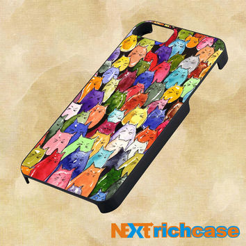 Cat Fullcolor For iPhone, iPod, iPad and Samsung Galaxy Case