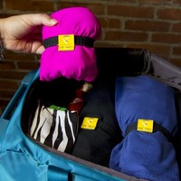 Organized Packing with rollnband