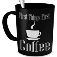 First Things First Coffee firstthingsfirstcoffee