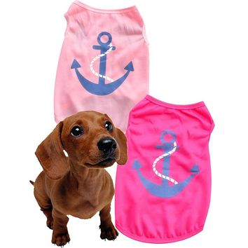 Cute Nautical Shirts For Dogs and Puppies