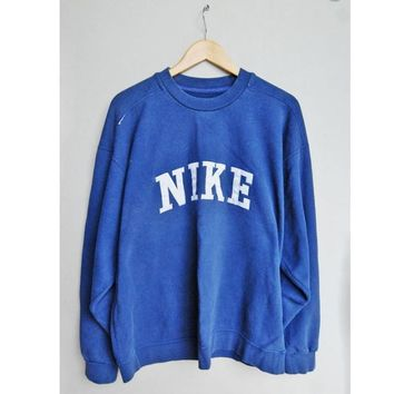 One-nice™ NIKE Fashion Casual Long Sleeve Sport Top Sweater Pullover Sweatshirt