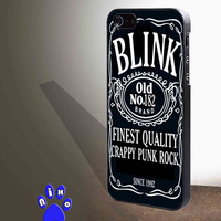 Blink 182 whisky for iphone 4/4s/5/5s/5c/6/6+, Samsung S3/S4/S5/S6, iPad 2/3/4/Air/Mini, iPod 4/5, Samsung Note 3/4 Case **