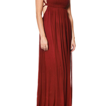 WIKI MAXI DRESS by Malina. www.bymalina.com