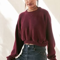 Urban Renewal Remade Dolman Cropped Sweater - Urban Outfitters