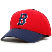 Boston Red Sox 1975-78 Cooperstown Fitted Cap