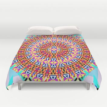Medallion Duvet Cover by Ornaart